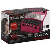 Revlon Hair Care, Perfect Heat, Hairsetter, Travel, Box