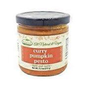 Herb N Zest Light And Nutty Curry Pumpkin Pesto