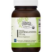 Nature's Promise Ashwagandha, 500 mcg, Tablets