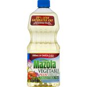Mazola Vegetable Plus, Cholesterol Free