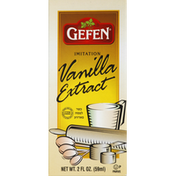 Gefen Vanilla Extract, Imitation