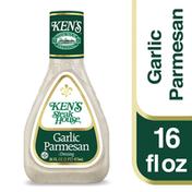 Ken's Steak House Dressing, Garlic Parmesan