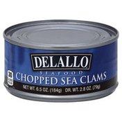 DeLallo Chopped Sea Clams