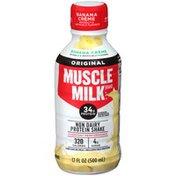 CytoSport Muscle Milk Non Dairy Original Banana Crème Protein Shake