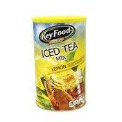 Key Food Lemon Iced Tea Mix