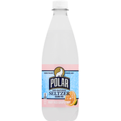 Polar Seltzer, 100% Natural, Ruby Red Grapefruit