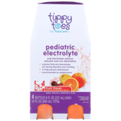 Tippy Toes Fruit Flavor Pediatric Oral Electrolyte Solution