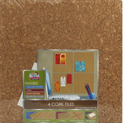 The Board Dudes Cork Tiles