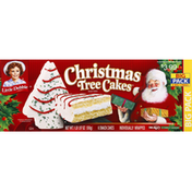 Little Debbie Christmas Tree Cakes, Big Pack