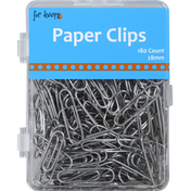 For Keeps Paper Clips, 28 mm