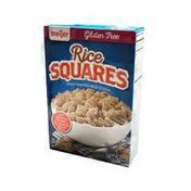 Meijer Rice SQUARES OVEN TOASTED RICE CEREAL