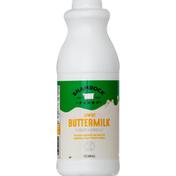 Shamrock Farms Buttermilk, Lowfat, 1% Milkfat