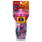 Playtex Cup, Trolls, Stage 3 (12 Months+), 9 Ounce