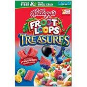 Kellogg's Froot Loops Treasures Cereal