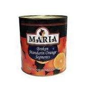 Maria Broken Mandarin Orange Segments