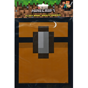 Minecraft Loot Bags