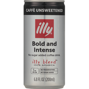 Illy Coffee Drink, Caffe Unsweetened