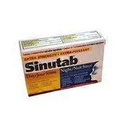 Sinutab Daytime & Nighttime Extra Strength Capsules