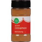 Food Club Cinnamon, Ground