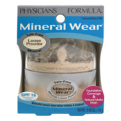 Physicians Formula Mineral Wear Loose Powder 2450 Translucent Medium