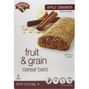 Hannaford Apple Cereal Bars