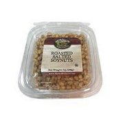Adams Fairacre Farms Roasted Salted Soy Nuts