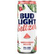 Bud Light Watermelon Mojito Seltzer