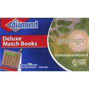 Diamond Match Books, Deluxe