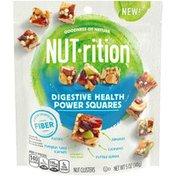 Planters Digestive Health Power Squares Nut Clusters with Raisins, Pumpkin Seeds, Quinoa, Cashews & Almonds