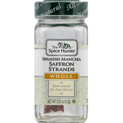 The Spice Hunter Saffron, Spanish Mancha, Strands, Whole