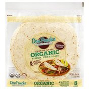 Don Pancho Tortillas, Flour, Organic, Classic Style