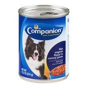 Companion Dog Food Filet Mignon Flavor