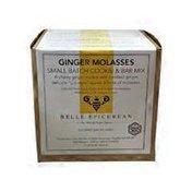 Belle Epicurean Ginger Molasses Cookie Mix