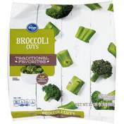 Kroger Traditional Favorites Cuts Broccoli