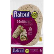 Flatout Flatbread Multigrain With Flax