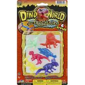 Ja-Ru Inc. Dino World Stretchables Estirables