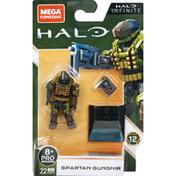 Mega Construx Spartan Gungnir, Halo Infinite