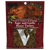 Victoria Taylors Seasoning, Sage and Garlic Roast Turkey