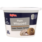 Hy-Vee Plain Whipped Cream Cheese Spread