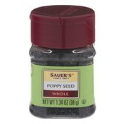 Sauer's Poppy Seed Whole