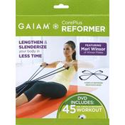 Gaiam CorePlus Reformer