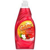 Gain Ultra Apple Berry Twist Dishwashing Liquid