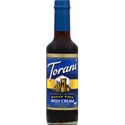 Torani Flavoring Syrup, Irish Cream, Sugar Free