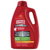 Nature's Miracle Severe Mess Enzymatic Formula Stain & Odor Eliminator, Sunny Lemon Scent