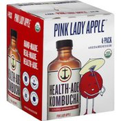 Health-Ade Pink Lady Apple Kombucha