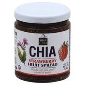 World of Chia Fruit Spread, Chia, Strawberry