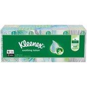 Kleenex Medium Count with Lotion Kleenex Tissues with Lotion, Medium Count