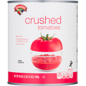 Hannaford Tomatoes, Crushed