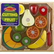 Melissa & Doug Toy, Cutting Fruit, Wooden