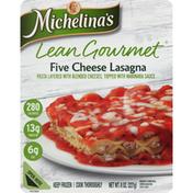 Michelina's Five Cheese Lasagna